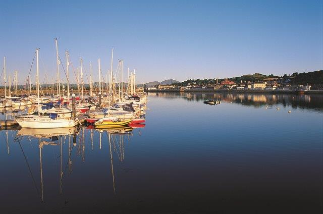 Sail to Pwllheli